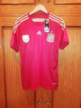 camiseta Fútbol, selección España, Adidas