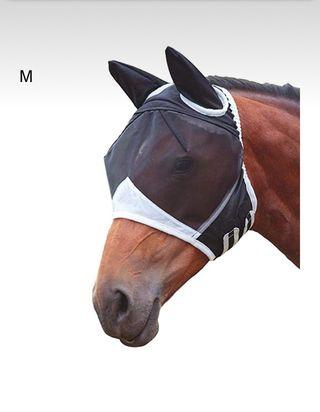 mascar anti moscas caballo