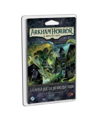 Arkham Horror LCG: La masa que lo devora todo JUEG