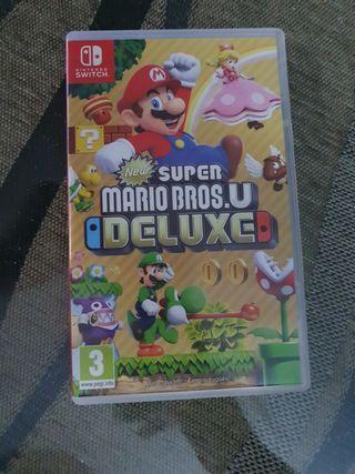 cambio juego Nintendo swicht