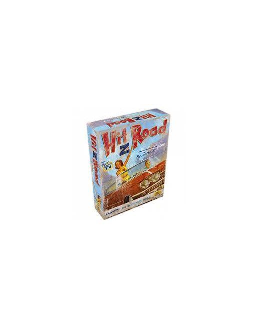 Hit Z Road - Juego de mesa - Nuevo