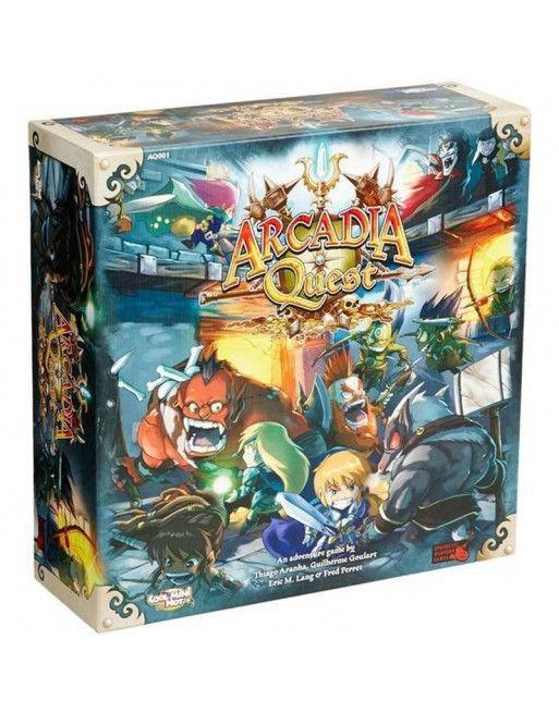 Arcadia Quest - Juego de mesa NUEVO