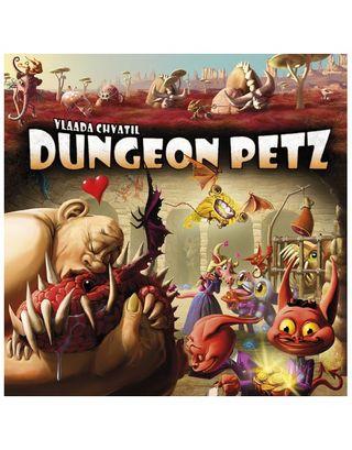 Dungeon Petz - Juego de mesa