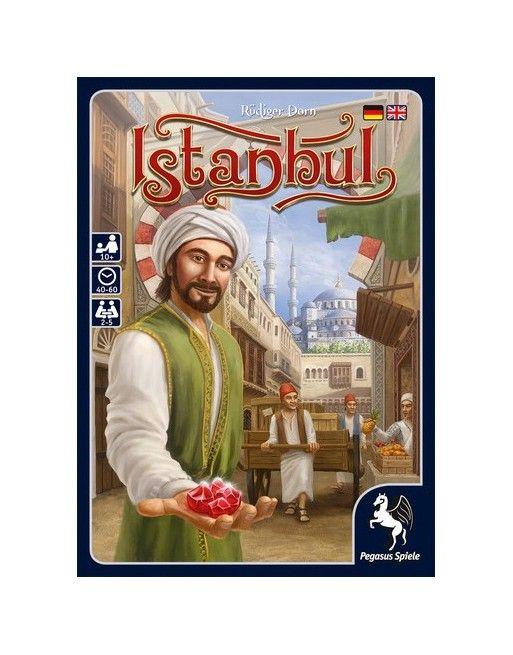 Istanbul - Juego de mesa - NUEVO