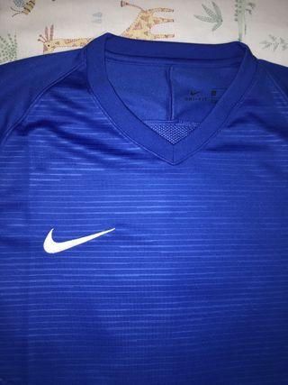 Camiseta Nike futbol