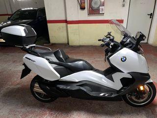 BMW 650 GT