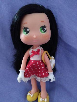 Muñeca I LOVE Minnie