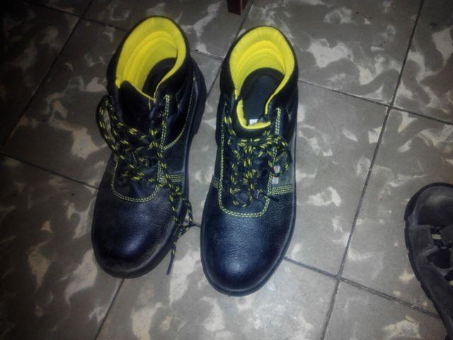 botas para obra