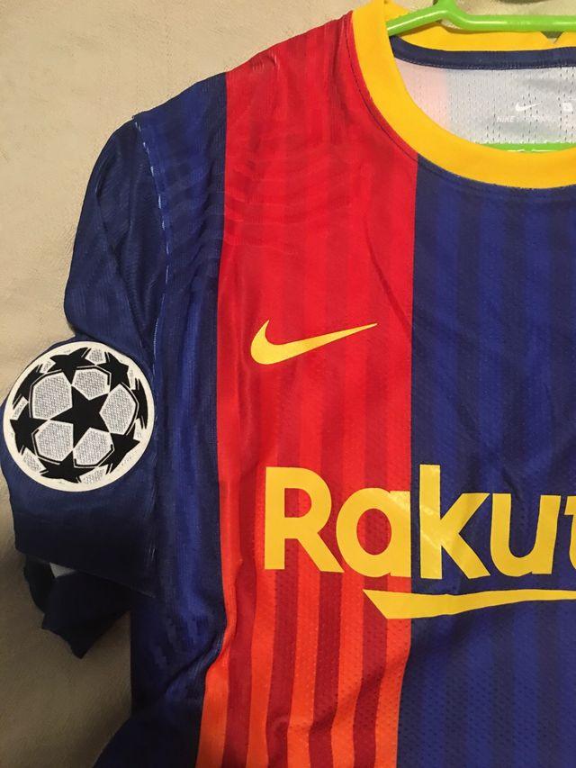 Camiseta fc barcelona Nike
