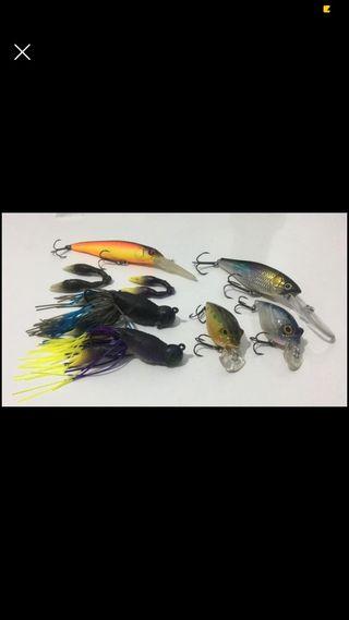 Pesca señuelos