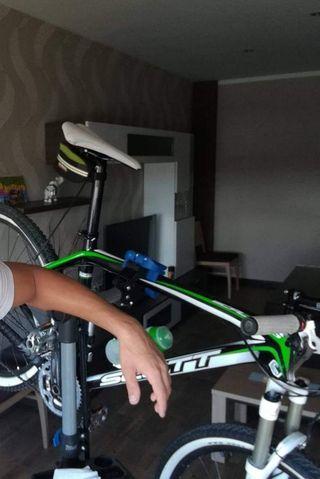 bicicleta scott scale 35 carbono