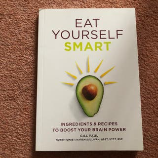 Eat Yourself Smart Book by Gill Paul