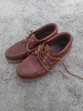 zapatos náuticos Camper