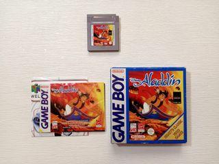Juego Aladdin Game Boy