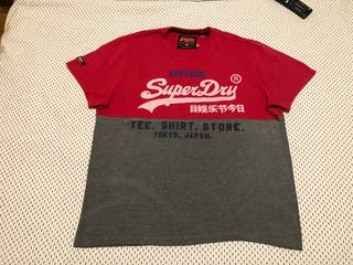 Camiseta Superdry (casi a estrenar)