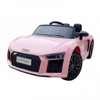 coche de niña