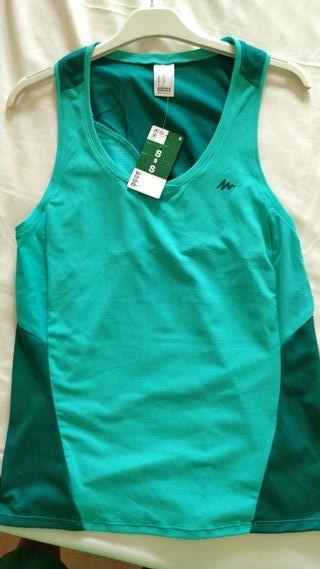 Nueva Camiseta decathlon deporte