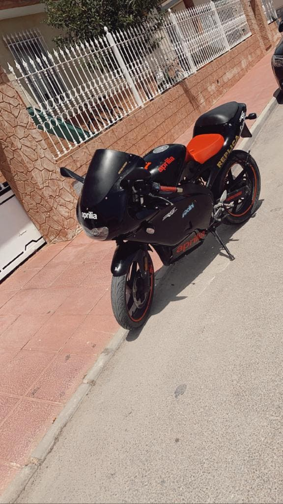 Aprilia rs50