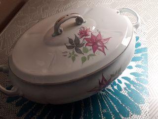 Sopera porcelana, san Claudio
