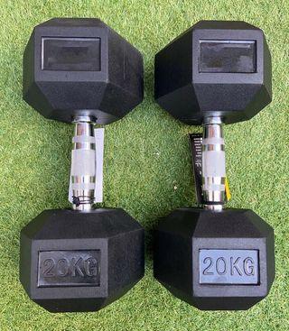 CrossFit Dumbells