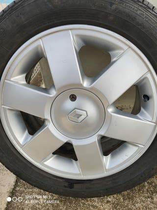 "ruedas llantas 16"" laguna - Megane"
