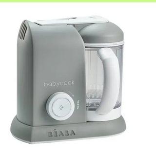 beaba babycook / robot cocina infantil 4 en 1