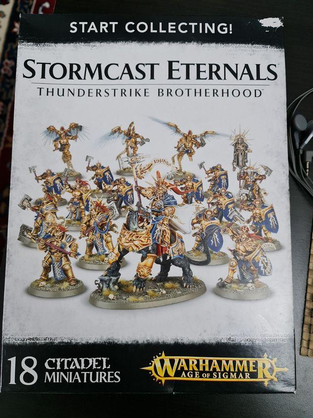 Warhammer AOS Stormcast Starter Brotherhood