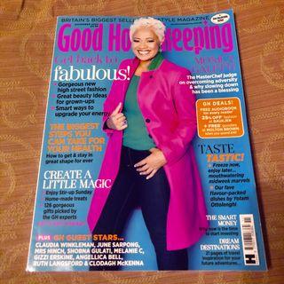 Good Housekeeping November 2020 Magazine