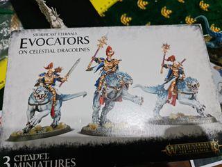 Warhammer AOS Stormcast Evocators Dracoline