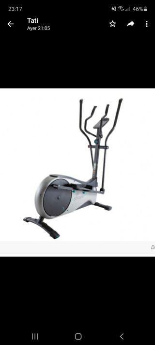 Bicicleta elíptica DOMYOS VE E SHAPE