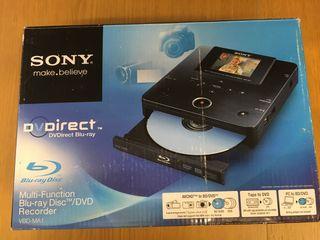 SONY Multi-Función Grabador de Blu-ray y DVD