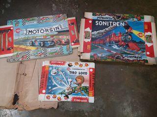 Cajas juguetes Congost
