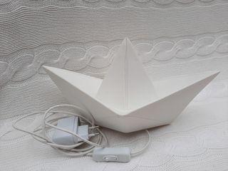 Lámpara en forma de barco Goodnight light