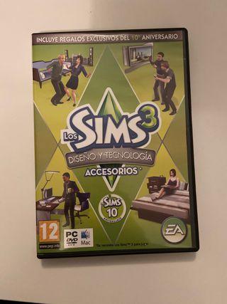 Juego PC Sims 3