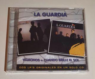 LA GUARDIA / 2 CD EN 1 /
