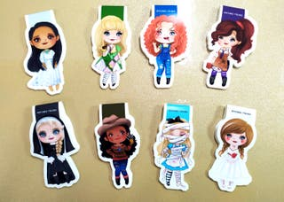 Princesas del Terror Set I