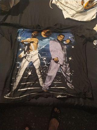 camiseta de Freddie Mercury queen