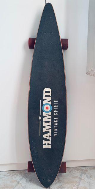 Longboard Hammond Vintage Spirit Carving Serie 43