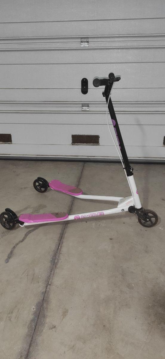 patinete tres ruedas