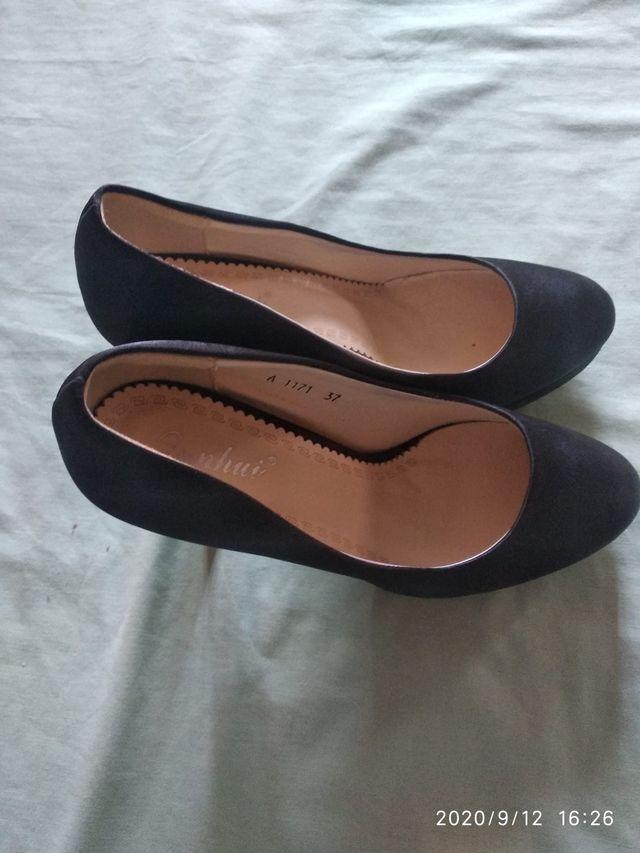 Zapato raso