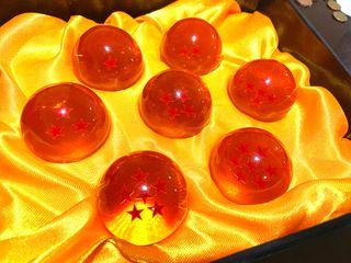 Bolas de dragon ball de cristal OFERTA