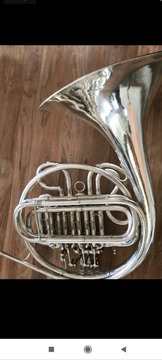 Trompa Alexander en Fa años 50/60
