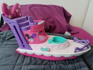 Barco de Minnie