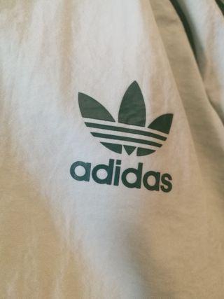 Sudadera Adidas retro nueva temporada cremallera L