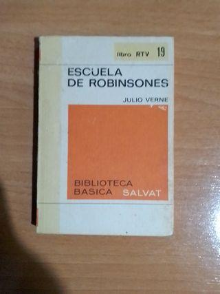 Escuela de Robinsones, libro