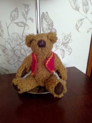 oso de peluche.