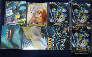 Cartas Pokemon Album de Coleccionista (varios)