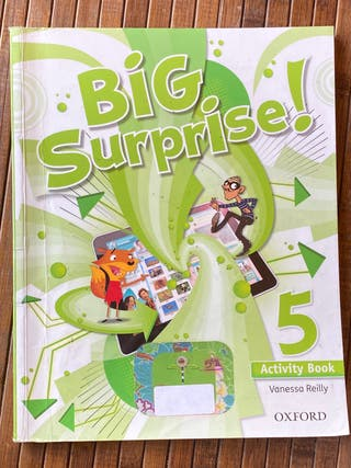Big surprise 5 ESO (cuadernillo ingles)