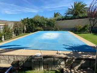 Lona invierno piscina