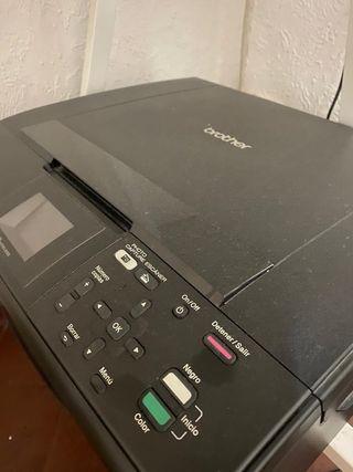 Impresora multifunción Brother DCP-J315W